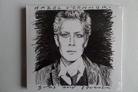 HAZEL O CONNOR sons and lovers CD digipak