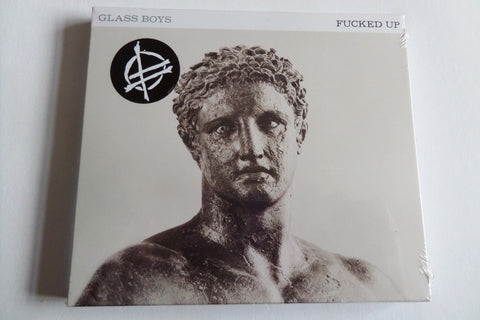FUCKED UP glass boys CD
