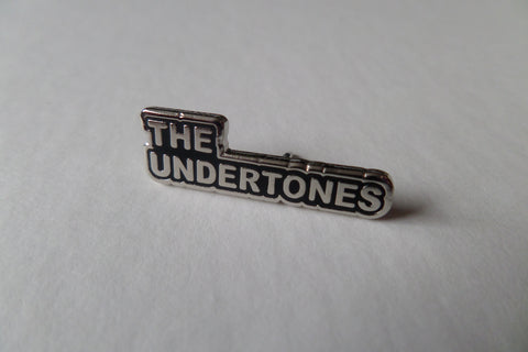 THE UNDERTONES PUNK METAL BADGE ultra limited - few only!