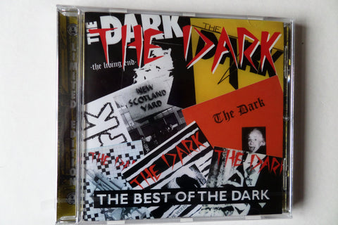 THE DARK the best of the dark CD (Captain Oi!) - Savage Amusement