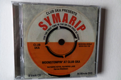 SYMARIP moonstompin at club ska CD & DVD - last one