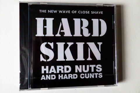 HARD SKIN hard nuts & hard cunts CD - Savage Amusement