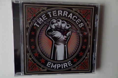 THE TERRACES empire CD (One Way System member)  one only!!!