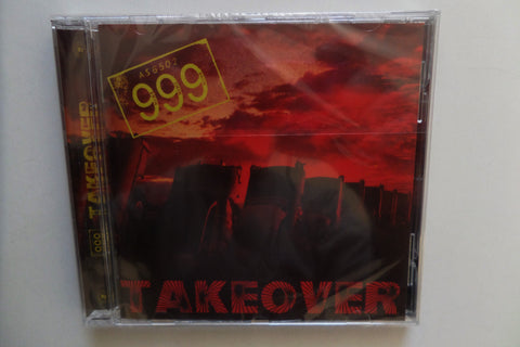 999 takeover CD - Savage Amusement