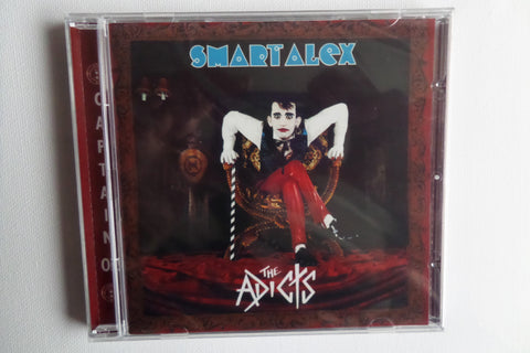 THE ADICTS smart alex CD - back in stock - Savage Amusement