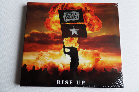 ANTI PASTI rise up CD digipak , comeback album !!! - Savage Amusement