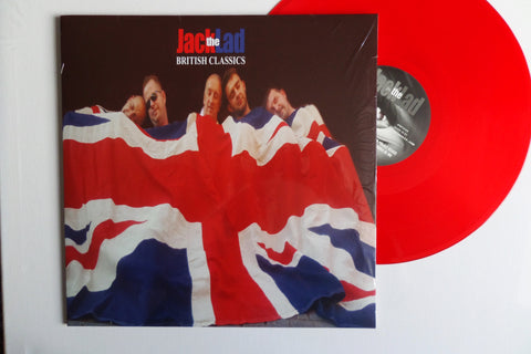 JACK THE LAD british classics LP oi! skinhead SALE! - Savage Amusement