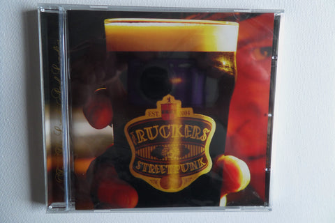 THE RUCKERS to the lads and ladies CD CONTRA RECS OI! GREAT BAND! - Savage Amusement
