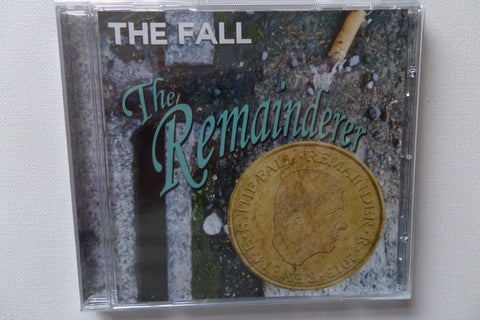 THE FALL the remainderer MCD / EP? Now only £2.99 - Savage Amusement