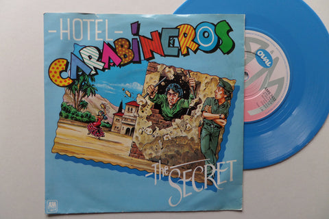 "THE SECRET hotel carabineros 7""  VG VG - Savage Amusement"