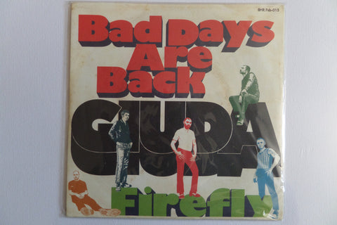 "GIUDA bad days are back / firefly 7"" bootboy glam oi!"