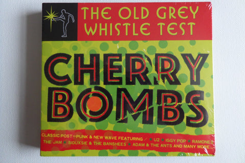 v/a - CHERRY BOMBS - OLD GREY WHISTLE TEST POST PUNK & NEW WAVE 3CD box set ONLY £4.99!