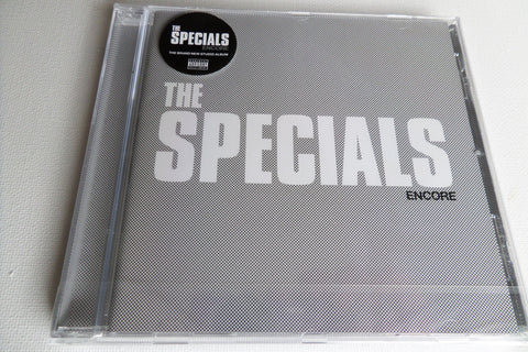 THE SPECIALS encore CD only £2.99!