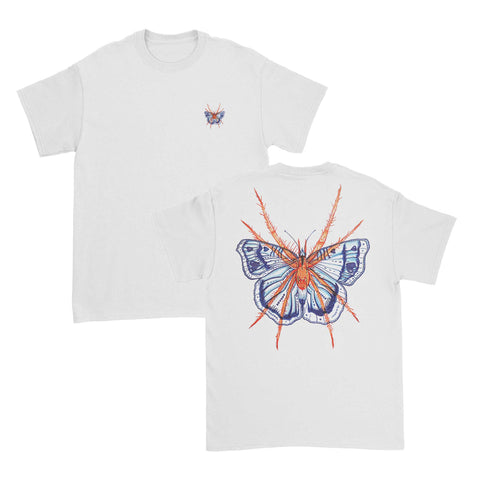 Why A Butterfly Can't Love A Spider Tee