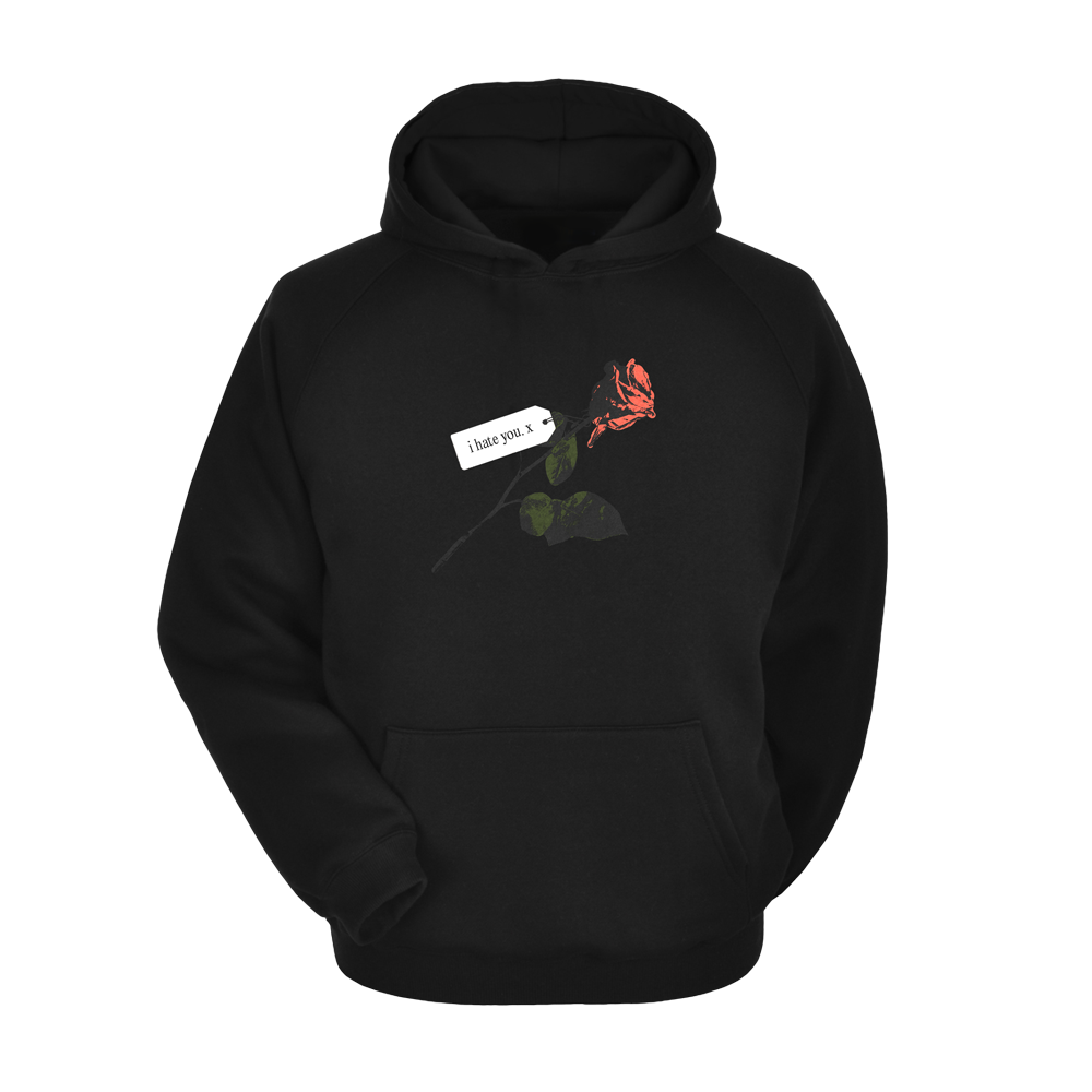 I Hate You Rose - Hoody