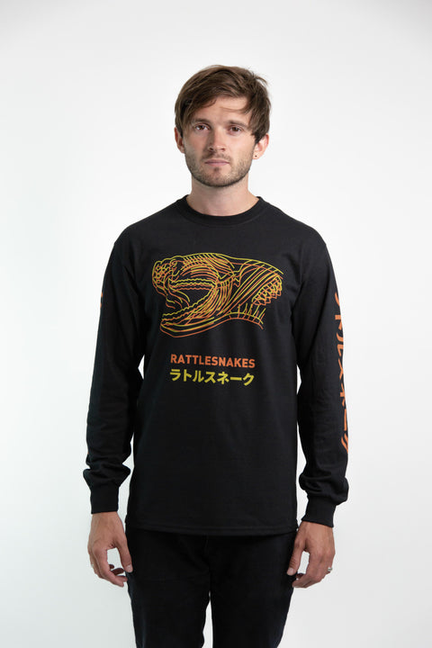 Snake Head Long Sleeve (Heatwave)
