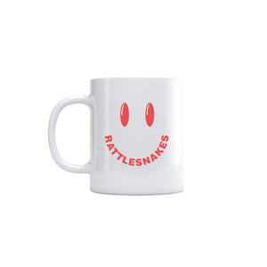 Happy Snake Mug (White)