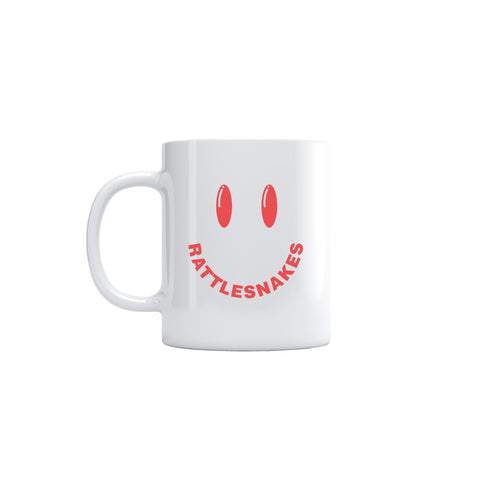 Happy Snake Mug (White) - NEW!