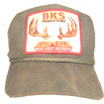 CLASSIC BKS PRODUCTIONS HAT - BLACK