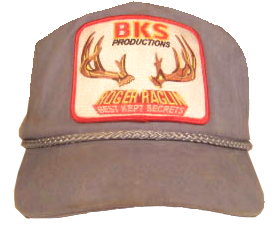 CLASSIC BKS PRODUCTIONS HAT BLUE