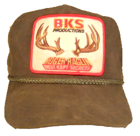 CLASSIC BKS PRODUCTIONS HAT GREEN
