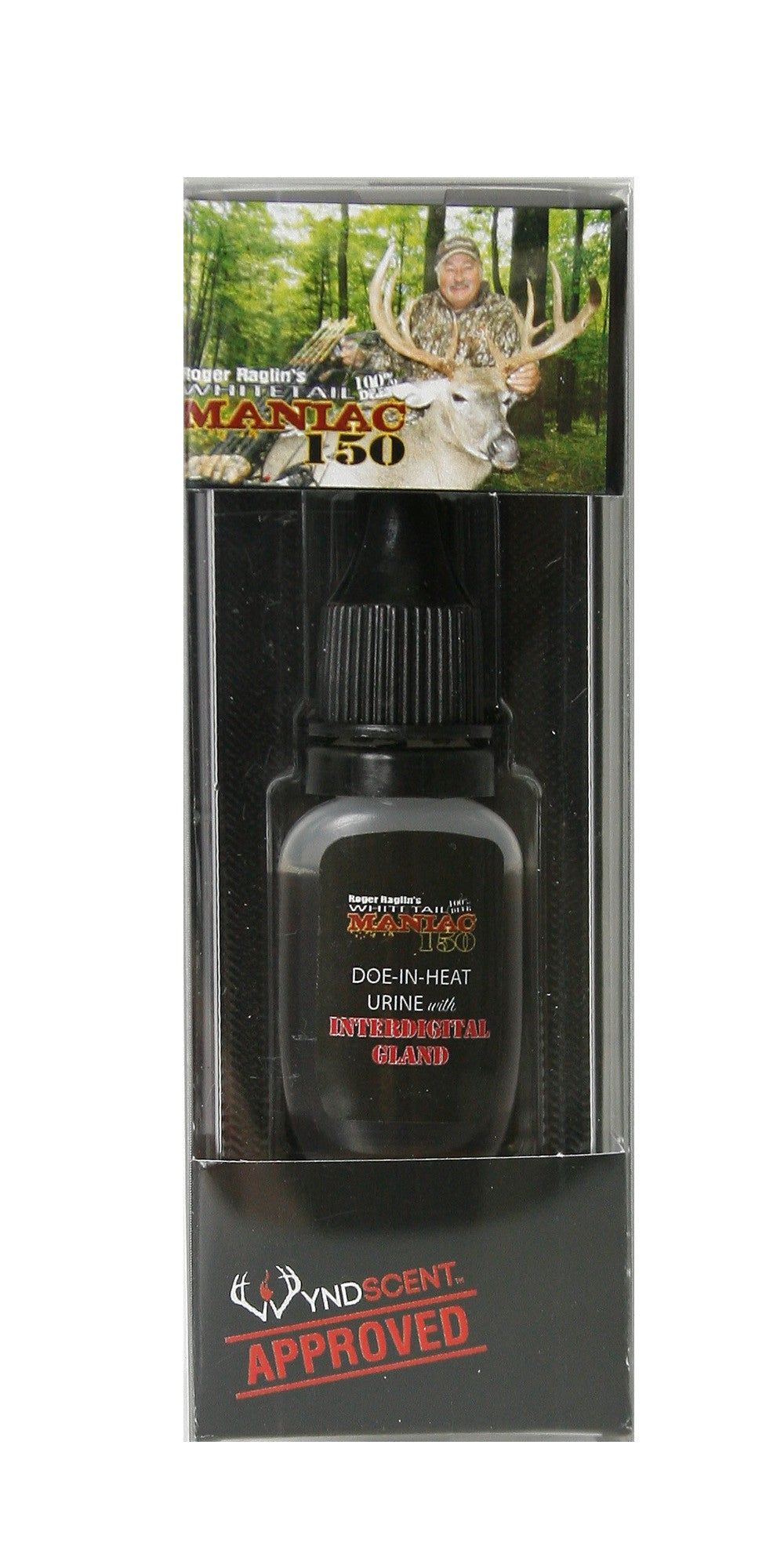 Maniac 150 for WYNDSCENT Vapor Unit