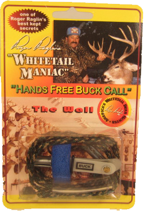 ROGER RAGLIN'S HANDS FREE BUCK CALL