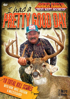 I HAD A PRETTY GOOD DAY - DVD