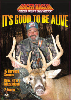 IT'S GOOD TO BE ALIVE - DVD