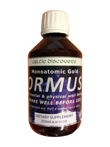 Monoatomic Gold Ormus - Celtic Discovery