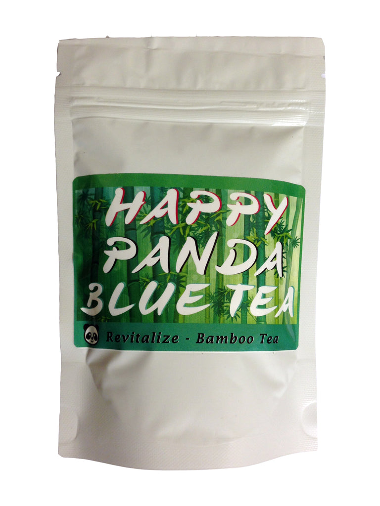 Happy Panda Blue Tea - Bamboo Revitalize Tea