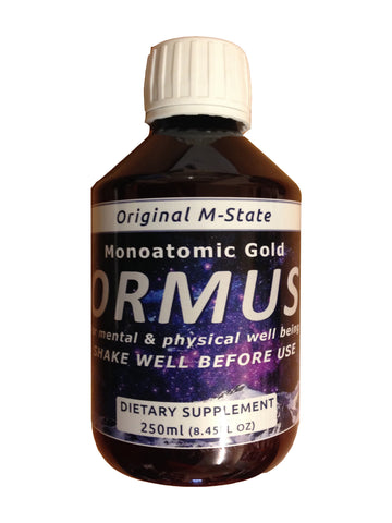 Monatomic Gold Ormus - Original M-State