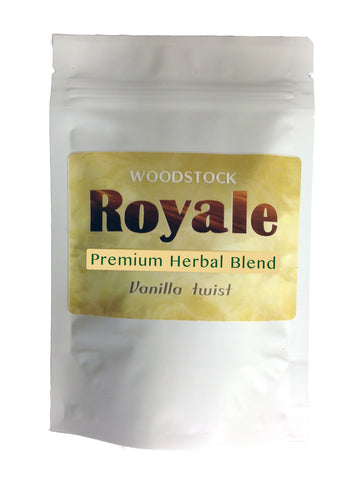 Royale Tea Blends - Vanilla Twist