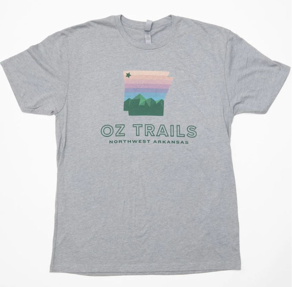OZ TRAILS Classic Tee