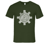 AR-15 Bolt Face T-Shirt