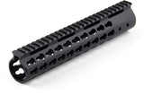 "Free-Float ""Maximum"" Keymod-like Quad-Rail Handguard"