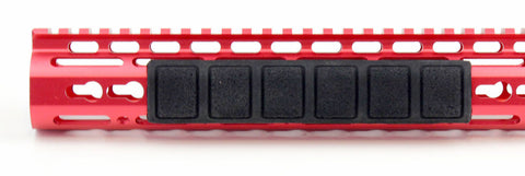 Rubber Covers for Keymod Rails (4 Pack)