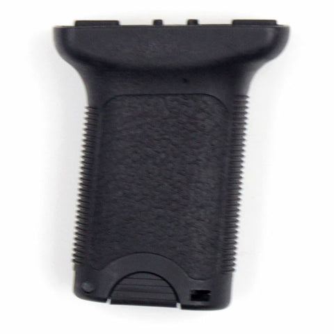 Angled Vertical Foregrip For Direct MLOK Attachment