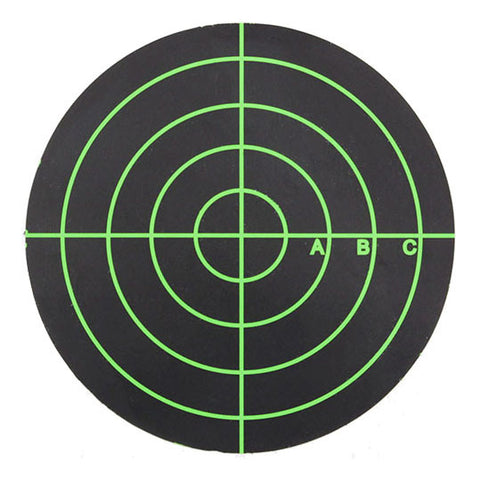 Stick-on High-Visibility Target (Green)