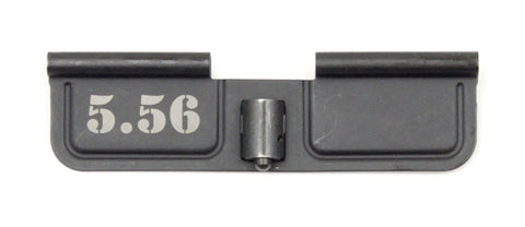 Ejection Port Dust Cover with Calibre Lettering