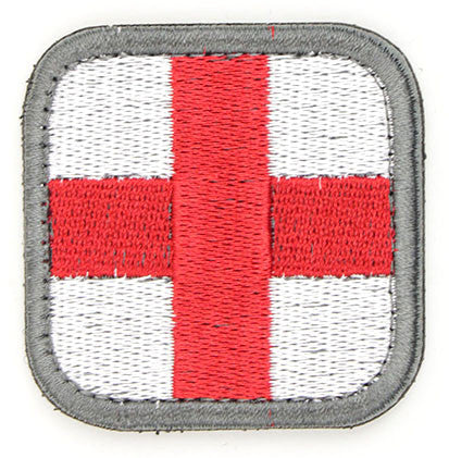 Medic Fabric Morale Velcro Patch