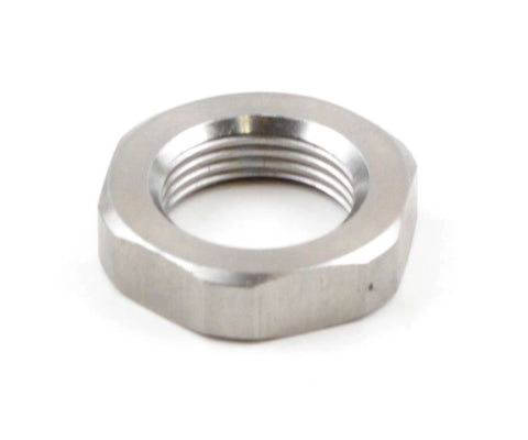 Jam Nut for Muzzle Device, Hex, Stainless