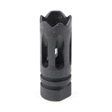 Anderson 'Knight Stalker' Muzzle Brake/Flash Hider Combo, 1/2-36 6.8 SPC