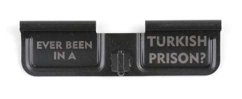 Engraved Ejection Port Dust Cover - Turkish Prison