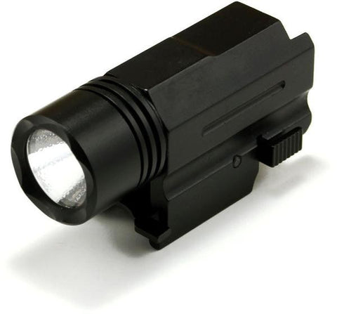 Flashlight for Picatinny Rails