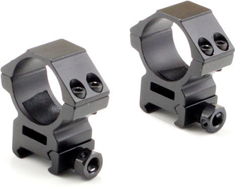 30mm Scope Rings with See-Through Section