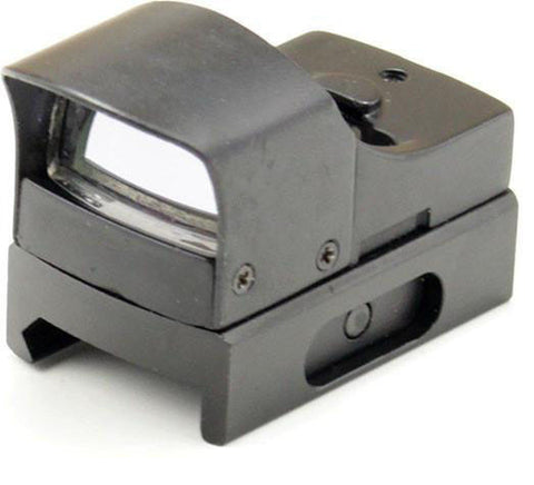 Micro Red Dot Sight for Pistol or Backup