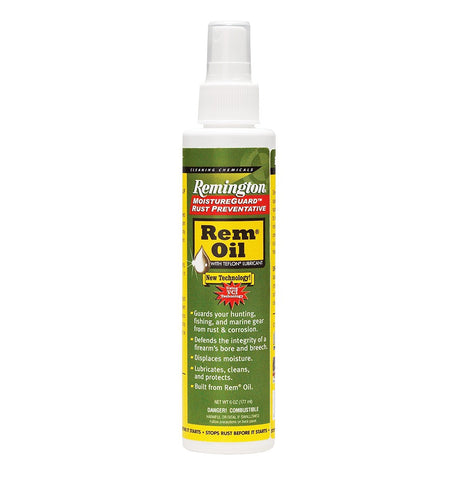Remington Rem Oil w/Moistureguard (6 oz. Pump)