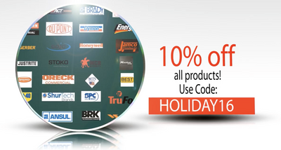 Celebrate the Holidays with 10% Off