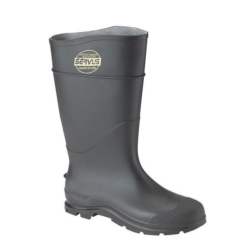 "CT Comfort Technology 16"" Steel Toe PVC Boots"